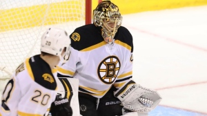 Tuukka Rask Stops All 24 Shots Sent His Way In Triumphant Return To Net