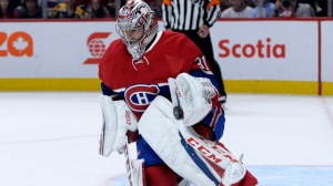 Canadiens' Carey Price Flashes Athleticism In Big Save On Torey Krug