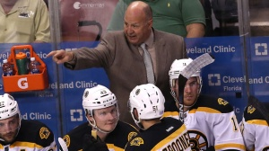 Claude Julien On Bruins' Performance In First Period: 'It Was Unacceptable'