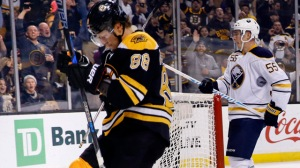 Bruins' Special Teams Step Up In Big Way In Convincing Win Vs. Sabres