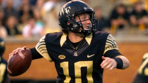Virginia Vs. Wake Forest Highlights NESN, NESNplus Saturday College Football Schedules