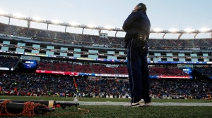 Off-Duty Firefighters Save Man's Life During Christmas Eve Patriots Game At Gillette Stadium