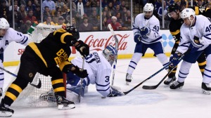 Bruins' Offensive Struggles Dominate Storyline In Loss Vs. Maple Leafs