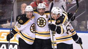 Bruins' Puck Management Was Key Factor In Thursday's Win Over Panthers