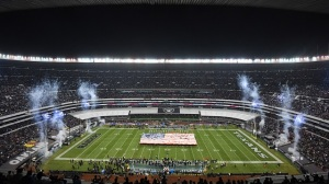 Patriots Won't Play In London In 2017, But Mexico Remains A Possibility