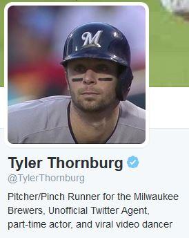 tyler thornburg's twitter bio