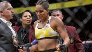 Amanda Nunes In Unique Position Entering UFC 207 Despite Being Champion