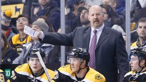 Claude Julien Only Concerned With Coaching Bruins, Not His Job Security