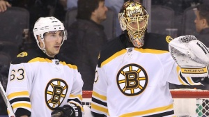 Bruins' Big Week Kicks Off With Road Game Against Rival Maple Leafs