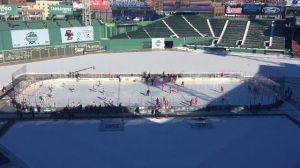 Frozen Fenway 2017 Live: Boston University Downs UMass 5-3 In Hockey East Clash