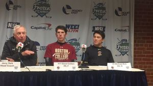 Frozen Fenway Notes: David Cotton's Clutch Goal Lifts Boston College To Win