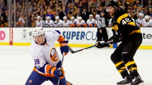 Bruins' Offense Can't Solve Islanders' Thomas Greiss In Shutout Loss