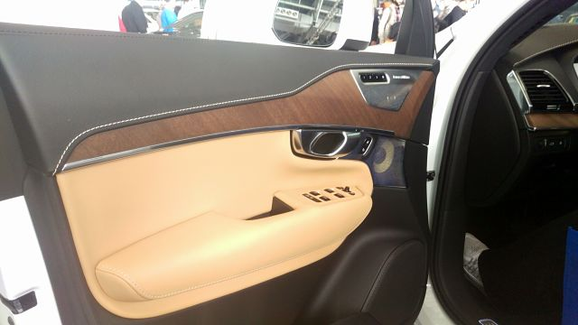 Volvo Wood