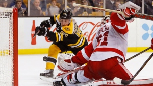 Claude Julien Hopes Bruins Can 'Build On' Overtime Win Vs. Red Wings