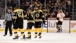 Brad Marchand Does It All To Score Short-Handed Goal For Bruins Vs. Flyers