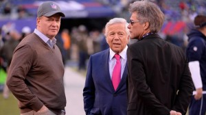 Roger Goodell Denies Beef With Robert Kraft, Patriots: Deflategate 'Not Personal'