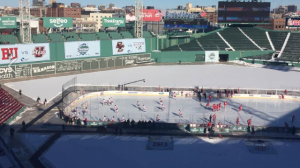 Frozen Fenway 2017 Live: Boston College Tops Providence College In Hockey East Thriller