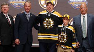 Watch Bruins Prospects Open Frozen Fenway Scoring For Boston University