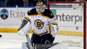 Bruins Call Up Goalie Zane McIntyre From Providence, Will Join Team On Road Trip