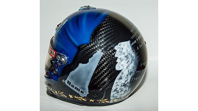 Andy Seuss helmet