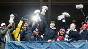 Tom Brady Calls Super Bowl Parade 'Incredible,' Says He's 'Still Amped'