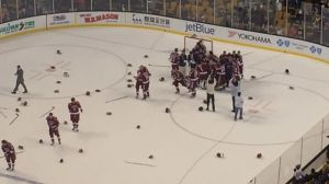 Beanpot 2017 Live: Harvard Tops Boston University For First Title Since 1993