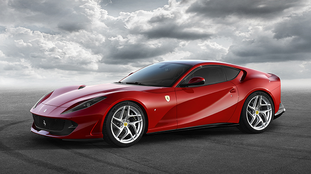 Ferrari Reveals Most Powerful Front Engine Car It S Ever Produced Nesn Com