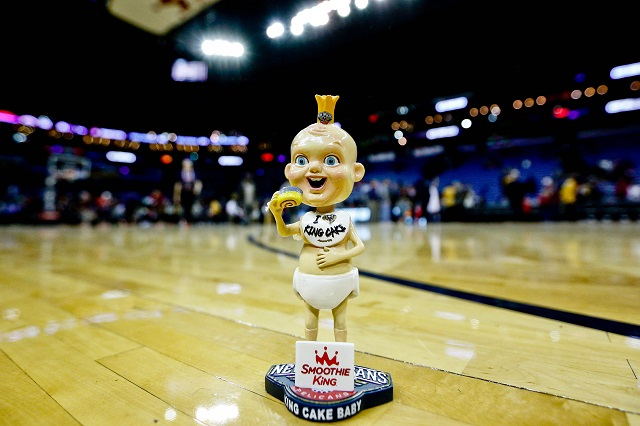 Terrifying King Cake Baby Might Ruin Fun Of Nba All Star