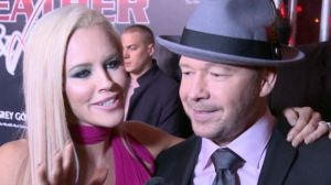 Jenny McCarthy, Donnie Wahlberg Gush Over Rob Gronkowski At Leather And Laces
