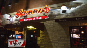 Dining Playbook: VIP Seat: Rocco's Cucina