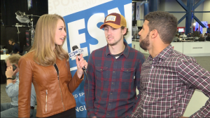 NASCAR Drivers Ryan Blaney, Bubba Wallace Reveal Their Favorite Apps