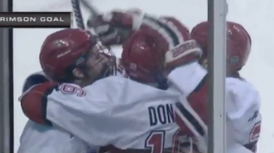 Harvard's Senior Leaders Will Try To Lead Crimson To Beanpot Title