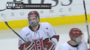 Beanpot 2017: Clay Anderson Puts Harvard Up For Good On Power-Play Goal
