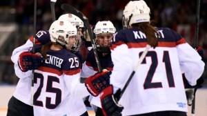 U.S. Women's Hockey Team Threatens Championship Boycott Over Wages Dispute