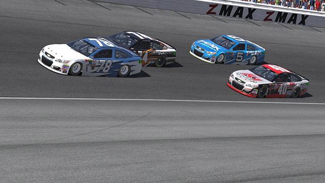 iRacing NASCAR Peak Antifreeze Series