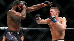 UFC 209 Results: Tyron Woodley's Late Flurry Seals Win Vs. Stephen Thompson