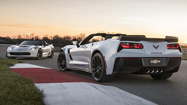 2018 Chevrolet Corvette Carbon 65 Edition