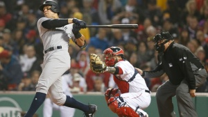Red Sox, Yankees Battle For Top Spot In AL East With Series In Bronx