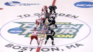Frozen Four Returning To Boston In 2022, With TD Garden Tabbed As Host