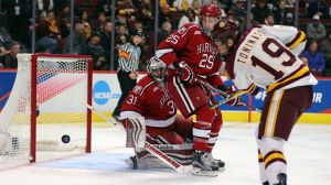 Frozen Four Results: Harvard Comes Up Just Short To Minnesota-Duluth