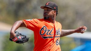 Orioles' Jayson Aquino To Make First MLB Start Saturday Vs. Red Sox