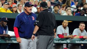Red Sox Manager John Farrell Talks Dustin Pedroia's Injury, MLB Slide Rules