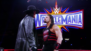 WrestleMania 33 Live: Roman Reigns Tops The Undertaker In Thrilling Bout