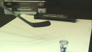 The Hockey Shot Extreme Passing Kit Puts NESN.com's Puck Skills To The Test