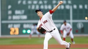 Red Sox's Drew Pomeranz Doesn't Believe Triceps Injury Will Be Big Issue
