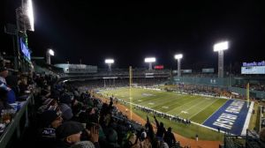 Fenway Park Gridiron Series Tickets To Go On Sale At Noon ET Monday