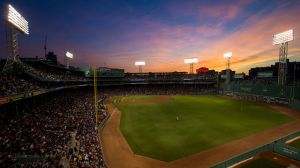 Fenway Park DJ Pays Tribute To Manchester By Playing Songs From City's Artists