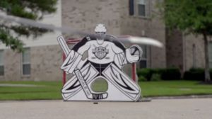 Improve Your Shot Accuracy With HockeyShot's Goal Blocking System
