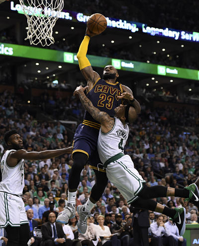 LeBron James, Isaiah Thomas