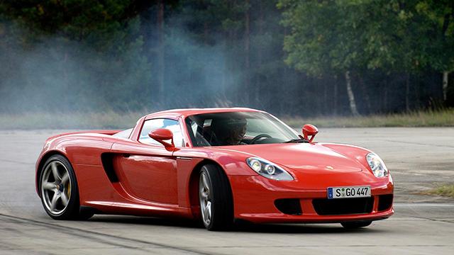 Porsche Carerrar GT